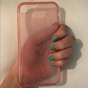 Pink IPhone 6/6s/7/8 Case